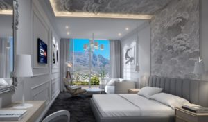 Marly Classic-Mountain-Facing-Room