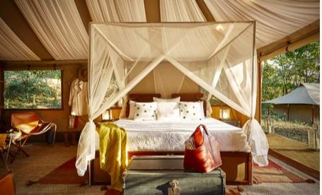 TUTC Chamba Nagaland. Main bed