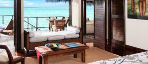 Taj Exotica maldives Lagoon Villa ocean View