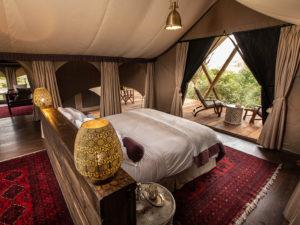 Nyika Mara Bedroom