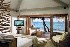 Superior charm beach villa Taj Coral Reef