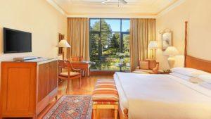 Deluxe Garden View Rooms, Wildflower Hall, Shimla