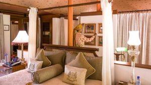 Luxury Tent Oberoi Vanyavilas